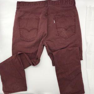 Levi's High Waisted Pants